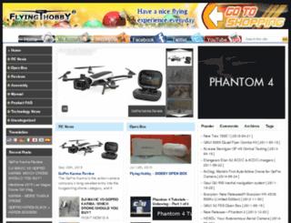 blog.flying-hobby.com screenshot