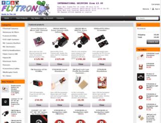 blog.flytron.com screenshot