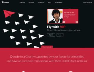 blog.flywithvip.com screenshot