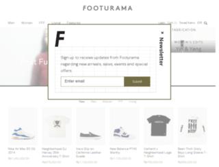blog.footurama.com screenshot