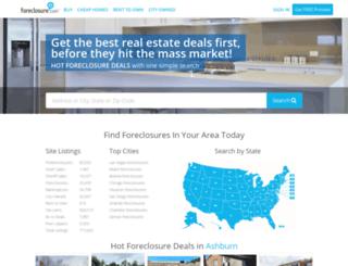 blog.foreclosure.com screenshot