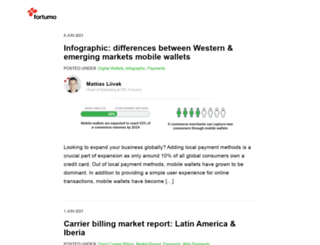 blog.fortumo.com screenshot