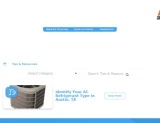 blog.foxservice.com screenshot