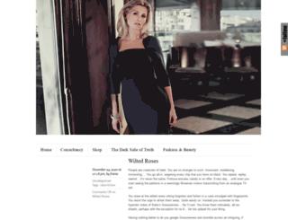 blog.fracasnoir.com screenshot