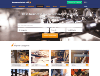 blog.franchisesales.com screenshot