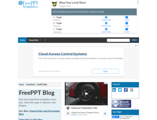 blog.freeppttemplates.com screenshot