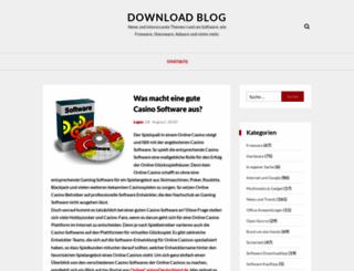 blog.freeware-download.com screenshot