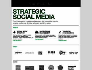 blog.freshnetworks.com screenshot