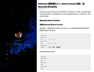 blog.fukuball.com screenshot