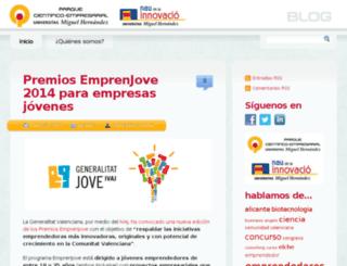 blog.fundacionquorum.es screenshot