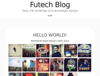 blog.futech.in screenshot