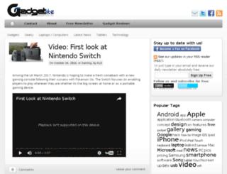 blog.gadgetlite.com screenshot