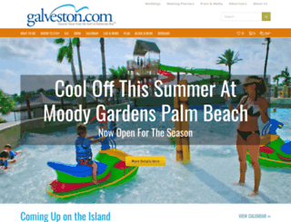 blog.galveston.com screenshot