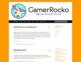blog.gamerrocko.com screenshot