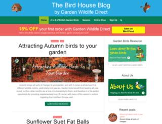 blog.gardenwildlifedirect.co.uk screenshot