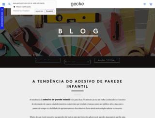 blog.geckostickers.com.br screenshot