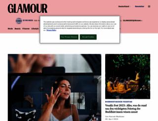blog.glamour.de screenshot