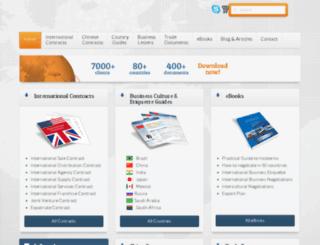 blog.globalnegotiator.com screenshot