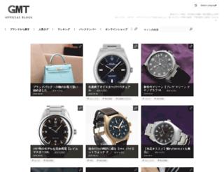 blog.gmt-j.com screenshot