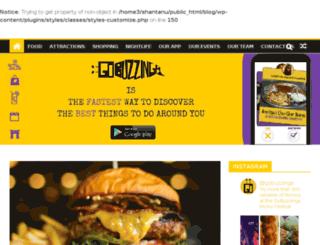 blog.gobuzzinga.com screenshot