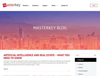blog.gomasterkey.com screenshot