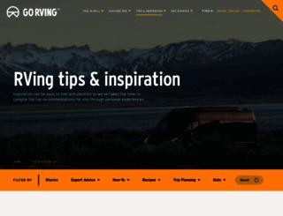 blog.gorving.com screenshot