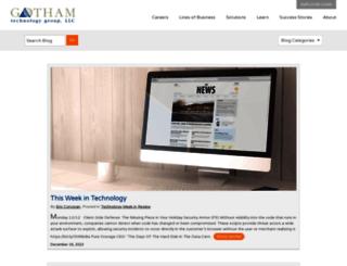blog.gothamtg.com screenshot