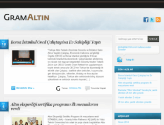 blog.gramaltin.com.tr screenshot