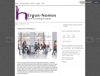 blog.harrisworksystems.com screenshot