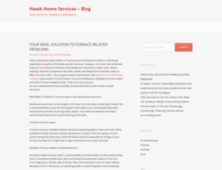 blog.hawkhomeservices.ca screenshot