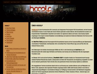 blog.hooolp.info screenshot
