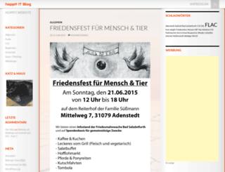 blog.hoppit.eu screenshot