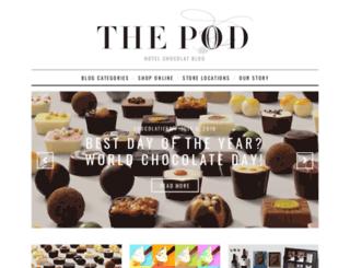 blog.hotelchocolat.com screenshot