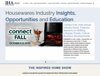 blog.housewares.org screenshot
