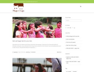 blog.hugsntugs.com screenshot