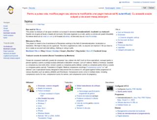blog.i18n.ro screenshot