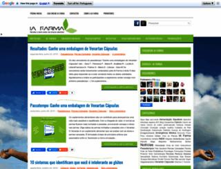 blog.iafarma.com screenshot
