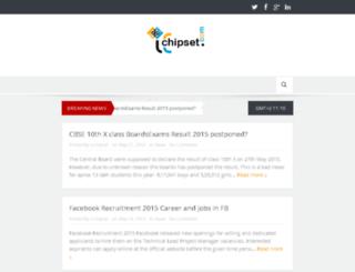 blog.icchipset.com screenshot