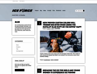 blog.iceforce.com screenshot
