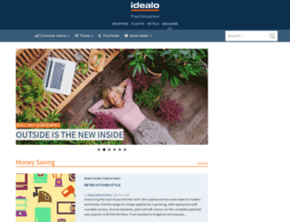 blog.idealo.co.uk screenshot