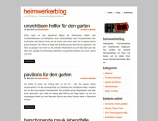 blog.ihp-direkt.de screenshot
