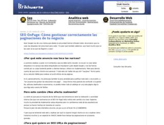 blog.ikhuerta.com screenshot