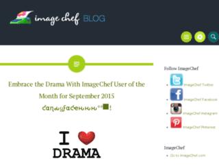 blog.imagechef.com screenshot