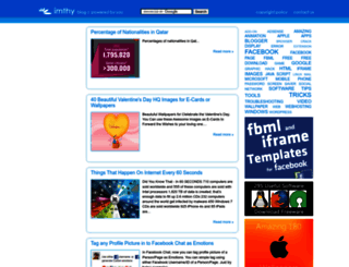blog.imthy.com screenshot