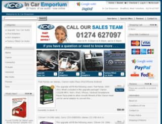 blog.incar-emporium.com screenshot