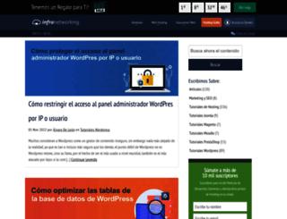 blog.infranetworking.com screenshot
