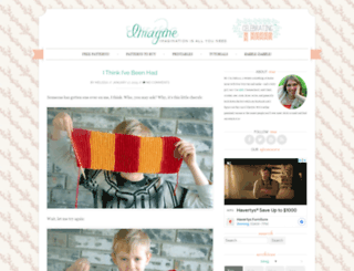 blog.innerchildcrochet.com screenshot