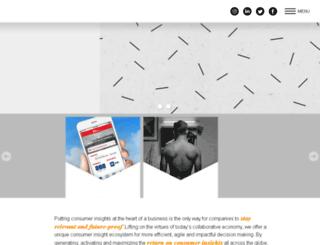blog.insites.be screenshot