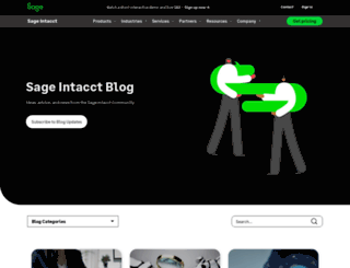 blog.intacct.com screenshot