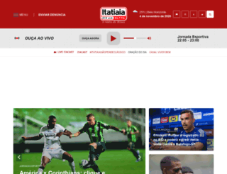 blog.itatiaia.com.br screenshot